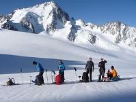 Haute-Route von Chamonix nach Zermatt in 7 Tage