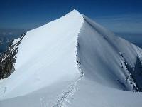 Hochtour auf die Dômes de Miages 3670 m - Mont-Blanc Gebiet
