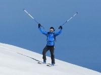 Skitour auf Kreta
