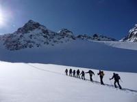 Genussreiche Skitour in der Silvretta