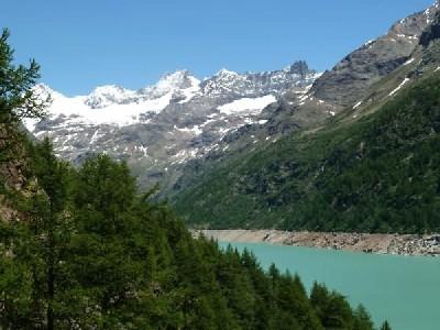 Trekkingreise: der Valpelline Rundweg - Aosta-Tal