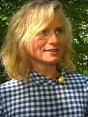 Katja Willebrand - Bergwanderführerin Alta-Via