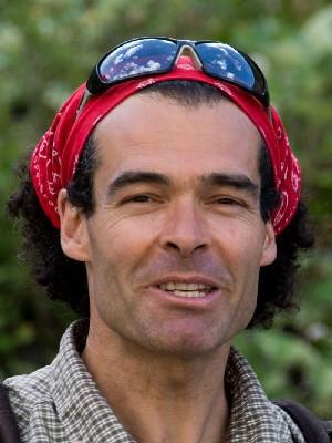 Stéphane Verdet Bergwanderführer, Reiseleiter Alta-Via
